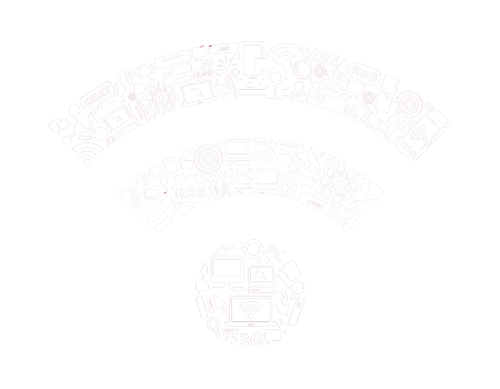 Image of numerous wireless technologies